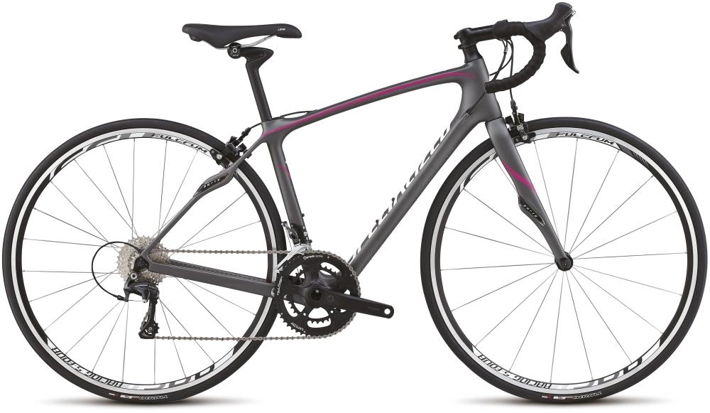RUBY COMP CHAR/PNK/WHT 48 - Alpha Bikes