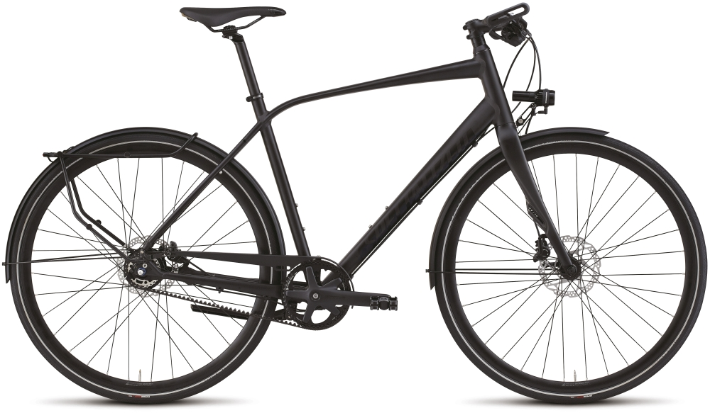 SOURCE 11 DISC BLK/CHAR XL - Alpha Bikes