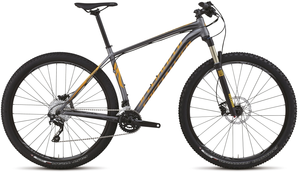 CRAVE COMP 29 CHAR/BRT ORG/BLK M - Bike und Outdoor