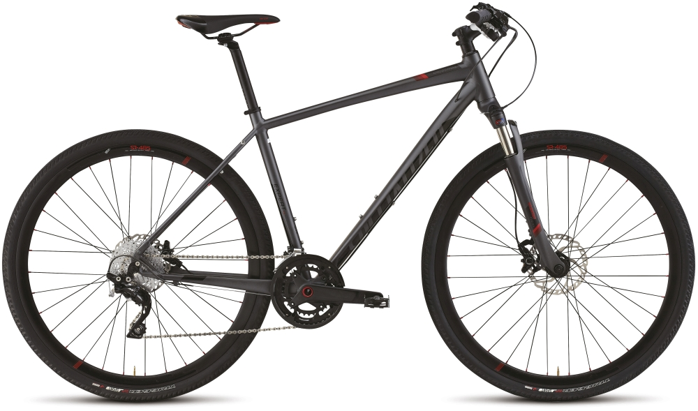 CT EXPERT DISC GRPH/BLK/RED L - Bike und Outdoor