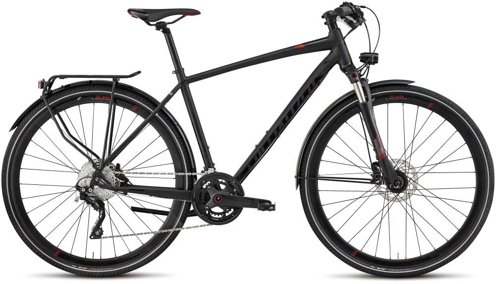 CO EXPERT DISC BLK/RED L - Bikedreams & Dustbikes