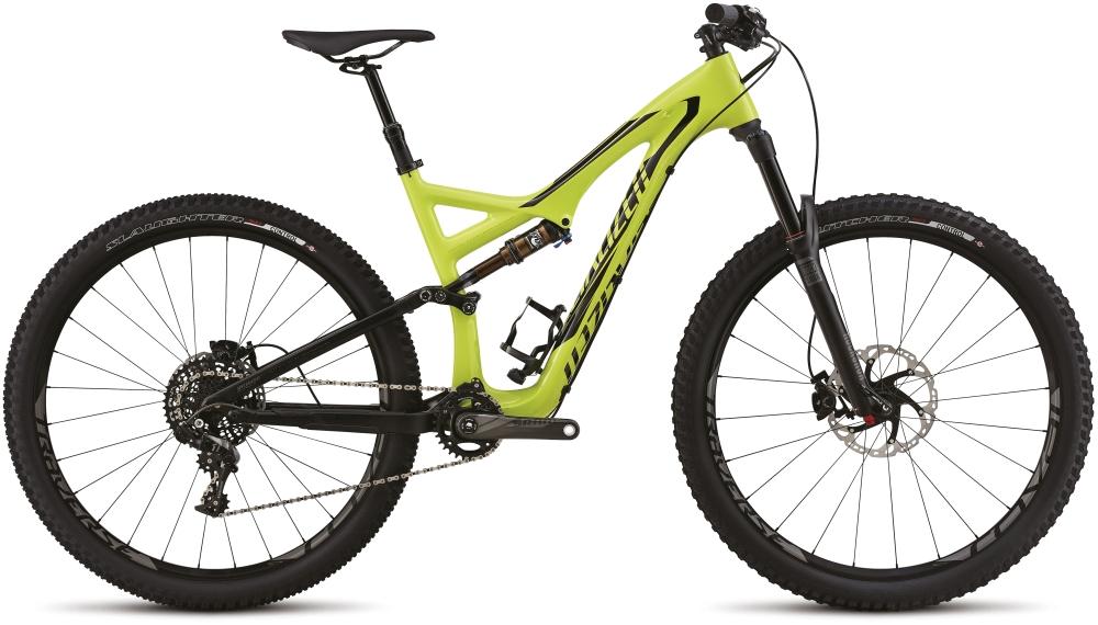 Specialized SJ FSR EXPERT CARBON EVO 29 HYP GRN/BLK M - Bartz Bikesystem & Velodepot
