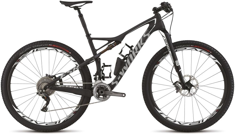 SW EPIC FSR CARBON 29 CARB/WHT L - Alpha Bikes