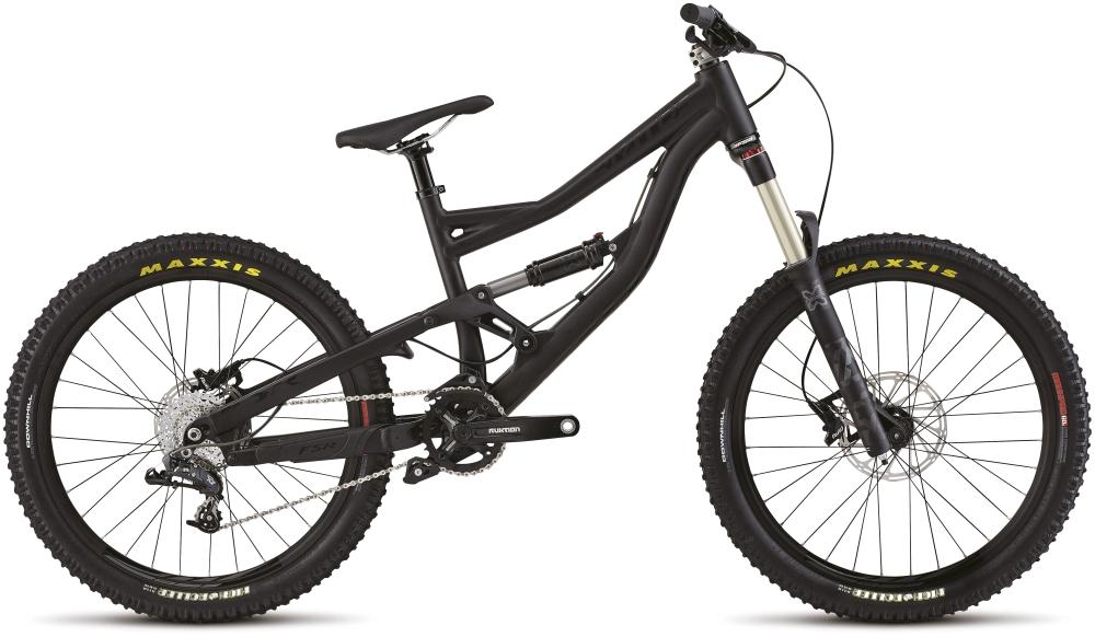 STATUS FSR GROM BLK XS - Alpha Bikes