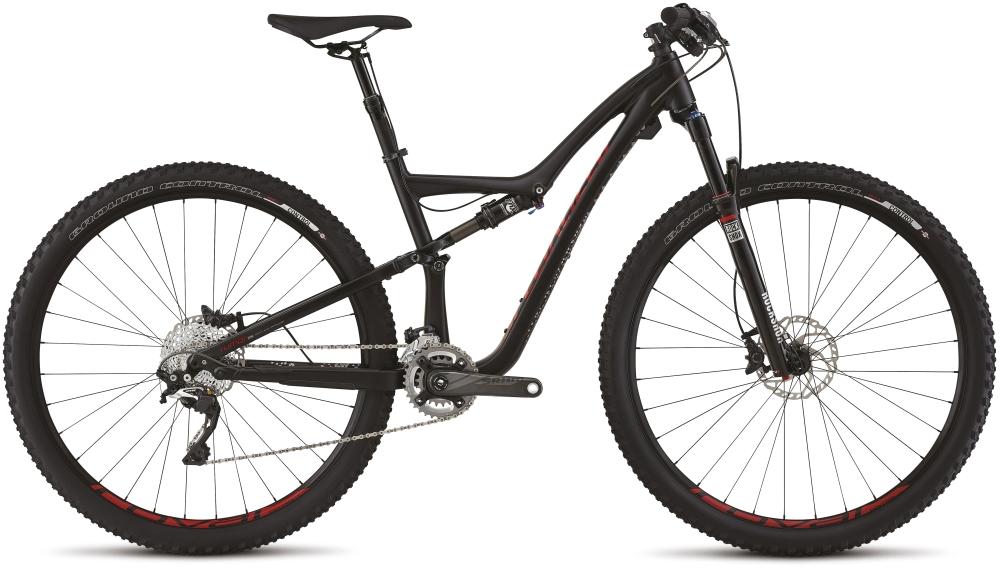 Specialized RUMOR FSR ELITE 29 BLK/DK SIL/FLORED L - Bartz Bikesystem & Velodepot